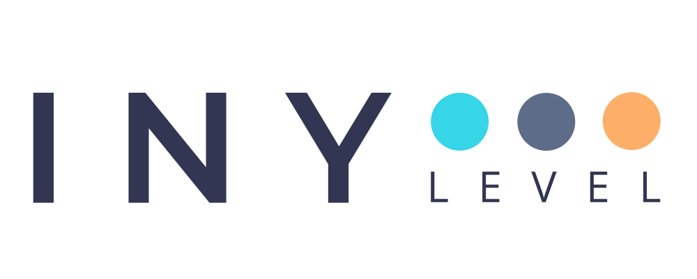 Iny level logo