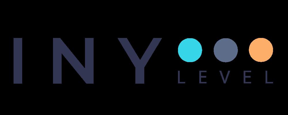 Iny level logo