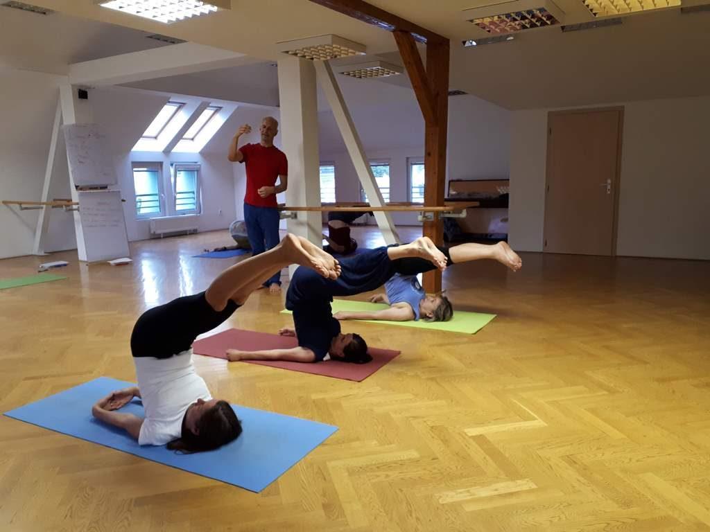 aakademia vzdelavania a jogy